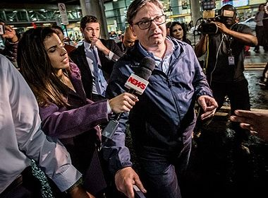 Rodrigo Rocha Loures entrega mala que estava desaparecida com R$ 500 mil à PF