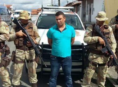 Força-tarefa prende homem que participou de assaltos a bancos na Bahia, Goiás e Minas