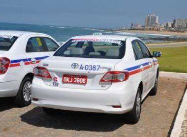 Vereadores aprovam projeto que regulamenta táxis de Salvador