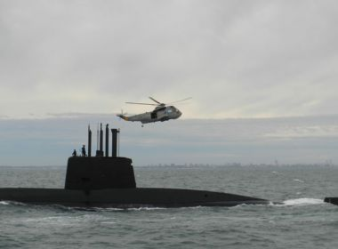Marinha argentina nega boatos de ataque externo contra submarino