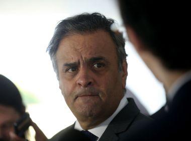 Executivos da Odebrecht e Andrade Gutierrez relatam propina de R$ 50 mi a Aécio