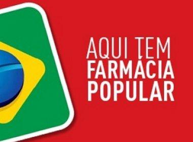 Farmácia Popular: Saúde define limite mínimo de idade para venda de remédios