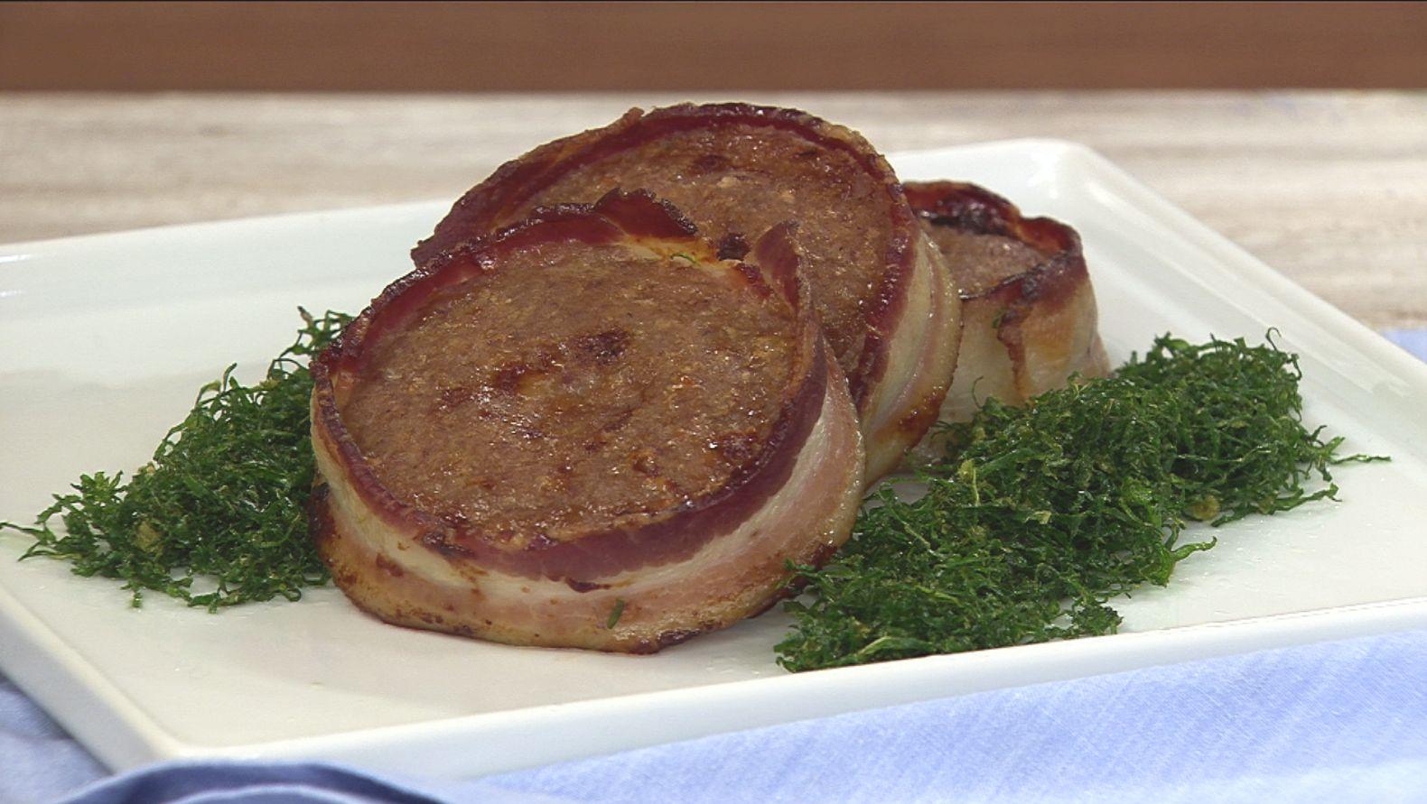 Medalhão de Carne de Porco