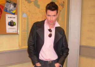 Na foto, o personagem Júlio Fashion