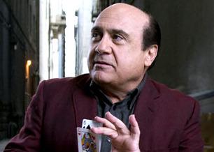 O ator Danny Devito