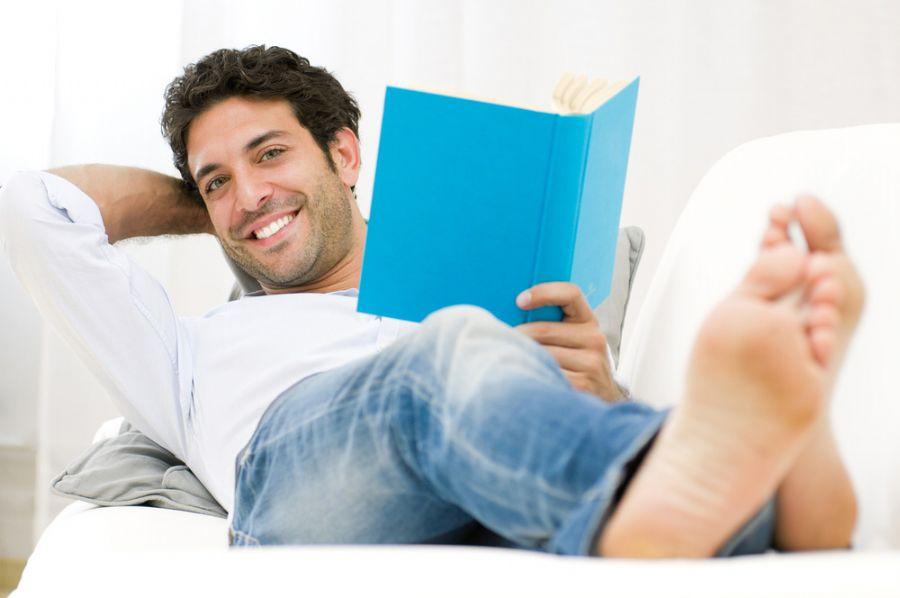 Deixe seu cérebro malhado com bons livros / Shutterstock
