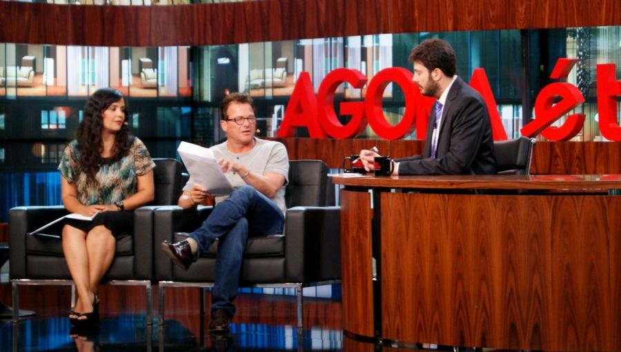 Michel Nova explica os testes realizados por Angelina Jolie