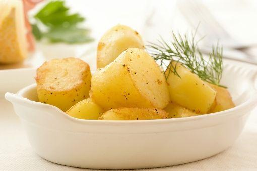 Um jeito diferente de preparar batata /