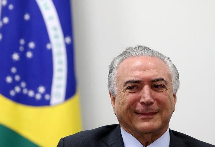 Temer deve começar privatizações no primeiro trimestre do ano que vem / Adriano Machado/Reuters