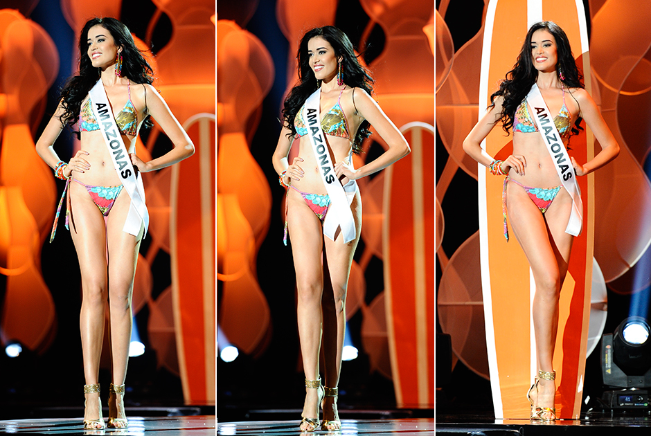 Miss Amazonas, Ytala Narjjara