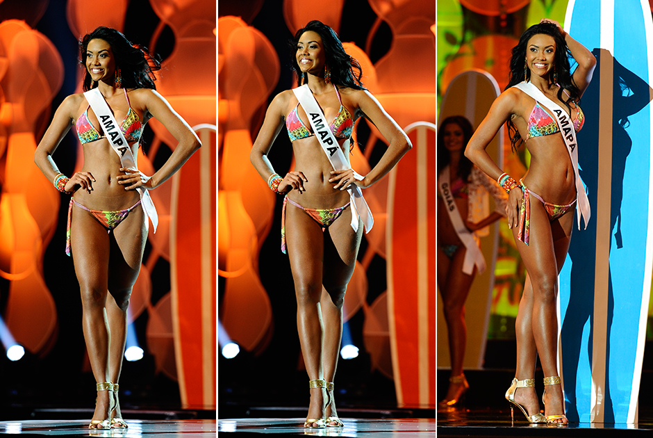 Miss Amapá, Priscila Winny