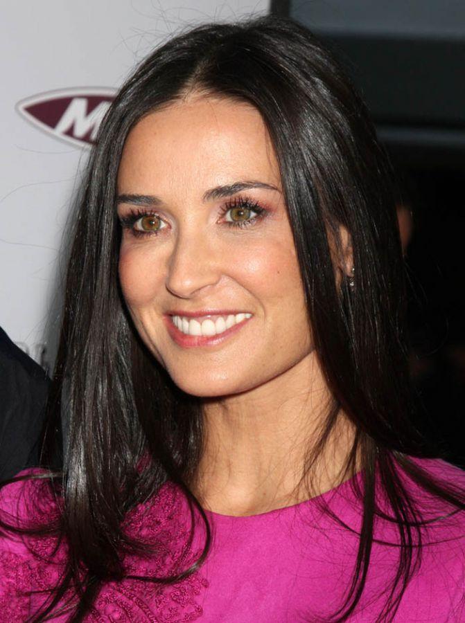 Demi Moore: atenta aos passos do ex-marido / Joe Seer/Shutterstock