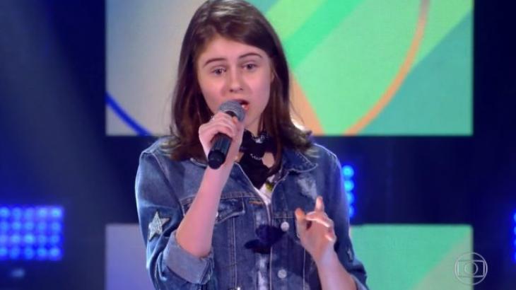 Ex-The Voice Kids critica formato do programa: Deveria ser proibido -  Televisão - NaTelinha