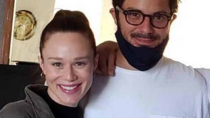 Mariana Ximenes surge pela primeira vez com novo namorado, sobrinho de  Fernando Collor