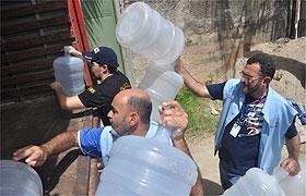 Água era vendida com selo falsificado da Secretaria da Fazenda