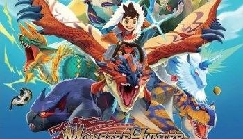 barioth arenoso monster hunter stories