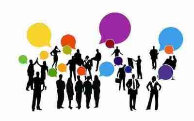 Para expresarse mejor en los medios digitales. Taller de de oratoria online Aprender a hablar hablando.