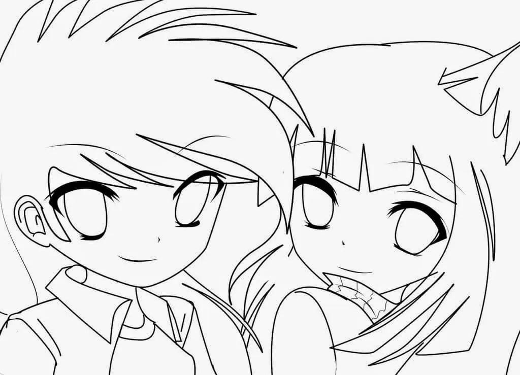 30 Imgenes Para Dibujar De Anime Bonitas