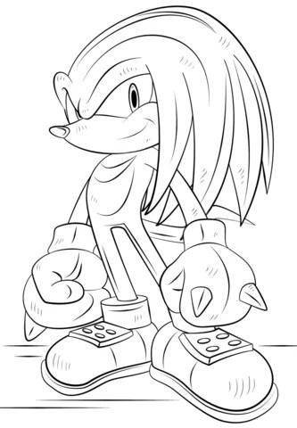 Trouxemos desenhos de sonic para colorir super legais. Imágenes de Sonic para Colorear | Dibujar e Imprimir