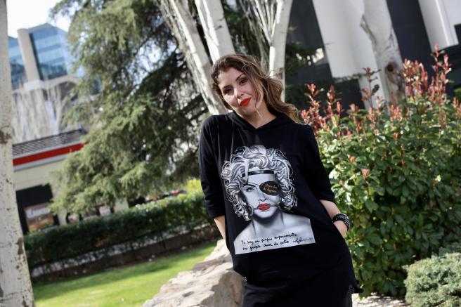 Cristina Ramos, tercera finalista de 'Tu cara me suena 8'.