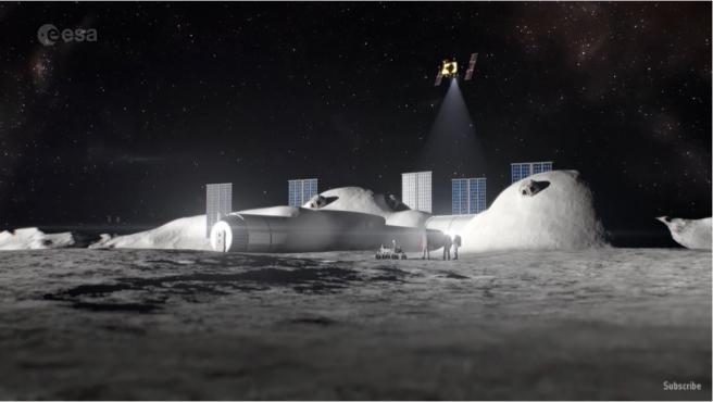 Con esta tecnología se podrían establecer observatorios en el lado opuesto de la Luna.