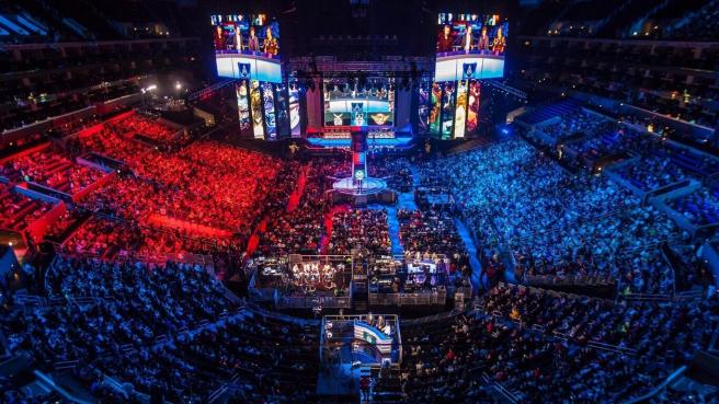 El mundial de League of Legends es el evento de eSports más importante del año.