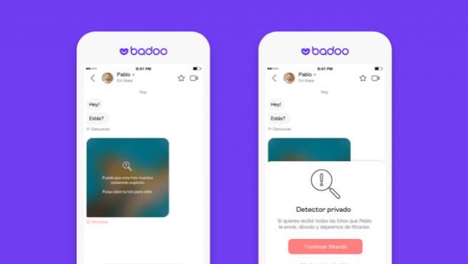 MagicLab, grupo al que pertenece Badoo, es la primera corporación en desarrollar una función de estas características en el sector de los contactos online