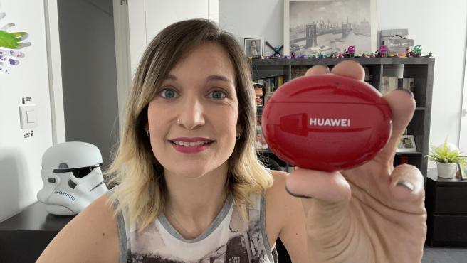 En 20Bits hemos probado los nuevos Huawei FreeBuds 4i.