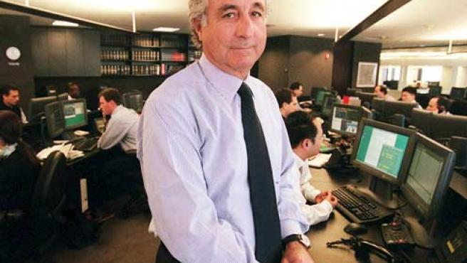Bernard Madoff, en una foto de diciembre de 1999. (REUTERS)