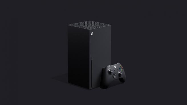 El diseño de la nueva Xbox Series X