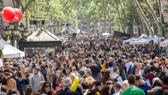 Qué se celebra el Día de Sant Jordi?