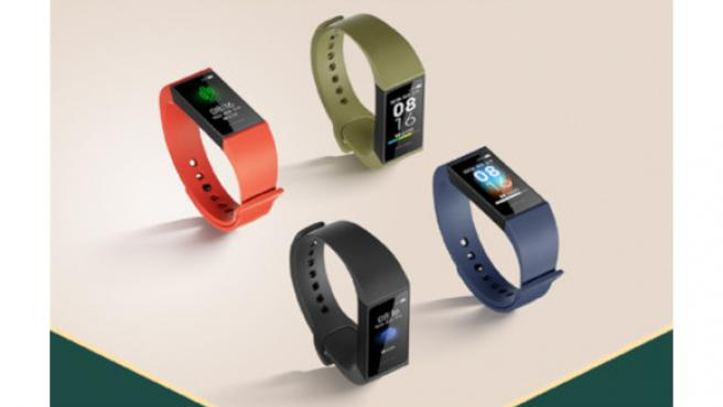 La Redmi Band lanzada en China