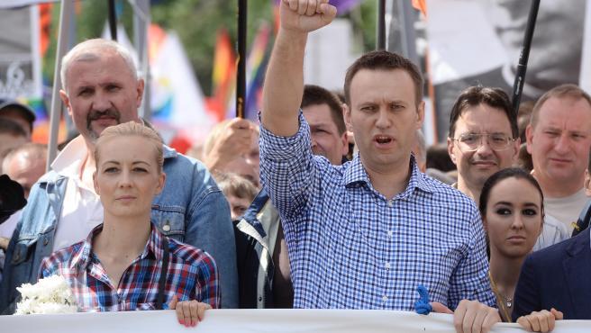 Rusia.- Los médicos rusos autorizan el traslado de Navalni a un hospital de Alem