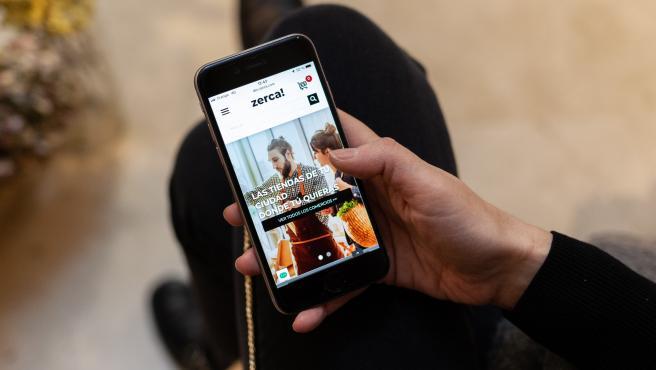 un 72% de los internautas españoles entre 16 a 70 años utiliza internet como canal de compra
