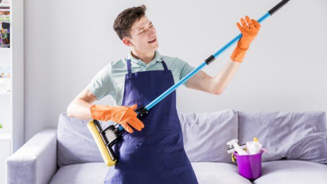 Sus soluciones de limpieza son muy populares.