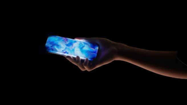Imagen del llamativo móvil conceptual de Xiaomi