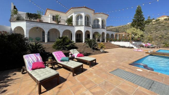 La villa de 'Love Island', en Gran Canaria.