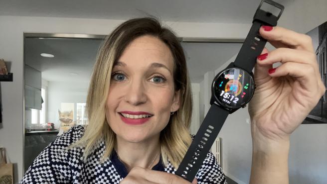 Probamos en 20Bits el reloj inteligente Xiaomi Mi Watch.