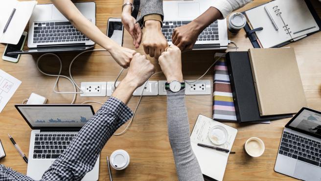 La digitalización es un factor clave para las empresas de nueva creación.