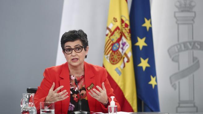 Laya dice que el líder del Polisario comparecerá si tiene que hacerlo en y ve suficientes las explicaciones a Marruecos