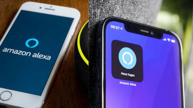 En iOS 14 o superior, ahora puedes agregar el nuevo widget a tu pantalla de inicio y tocar para hablar con Alexa.