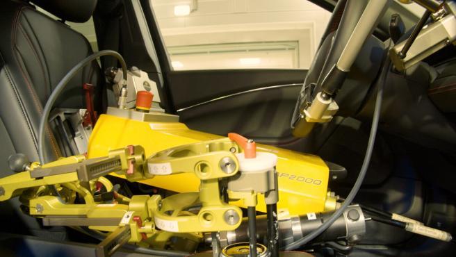 Cada conductor robotizado es capaz de operar a temperaturas que van desde -40°C a +80°C, así como en altitudes extremas.