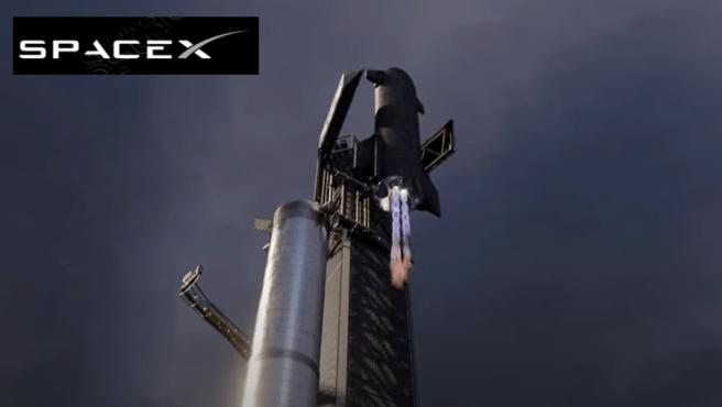 Los cohetes se volverían a lanzar a las pocas horas.