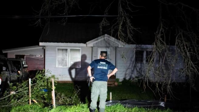 El huracán Ida ha dejado graves consecuencias en los hogares.