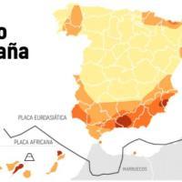 ¿Vives en una zona sísmica peligrosa? Estos son los lugares de España con más riesgo de sufrir terremotos