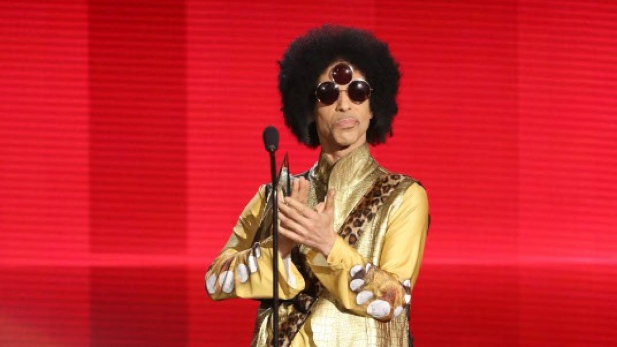 Los derechos de 'Soft and Wet' de Prince. a subasta en eBay