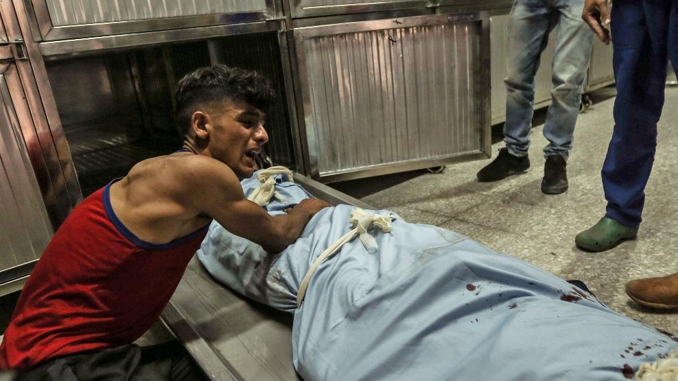 Los cadveres que estallan en Venezuela por la falta de