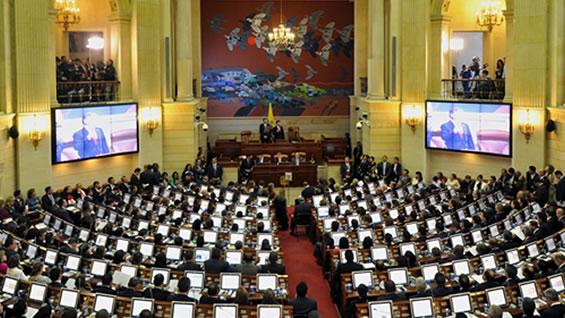 Resultado de imagen para senado de la republica de colombia