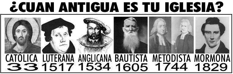 Image result for quien fundo tu iglesia