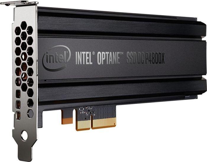 Intel Optane DC P4800X Serie 750GB AIC PCIe - Disco SSD